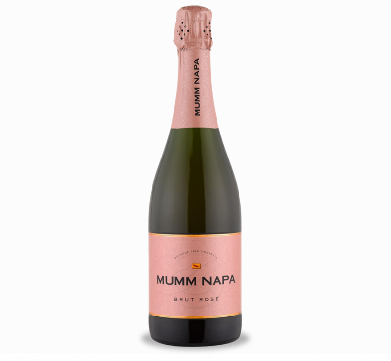 Mumm Napa Brut Rose NV | 91WE