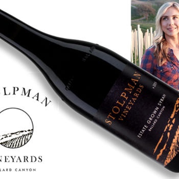 Stolpman Vineyards Estate Grown Syrah 2016