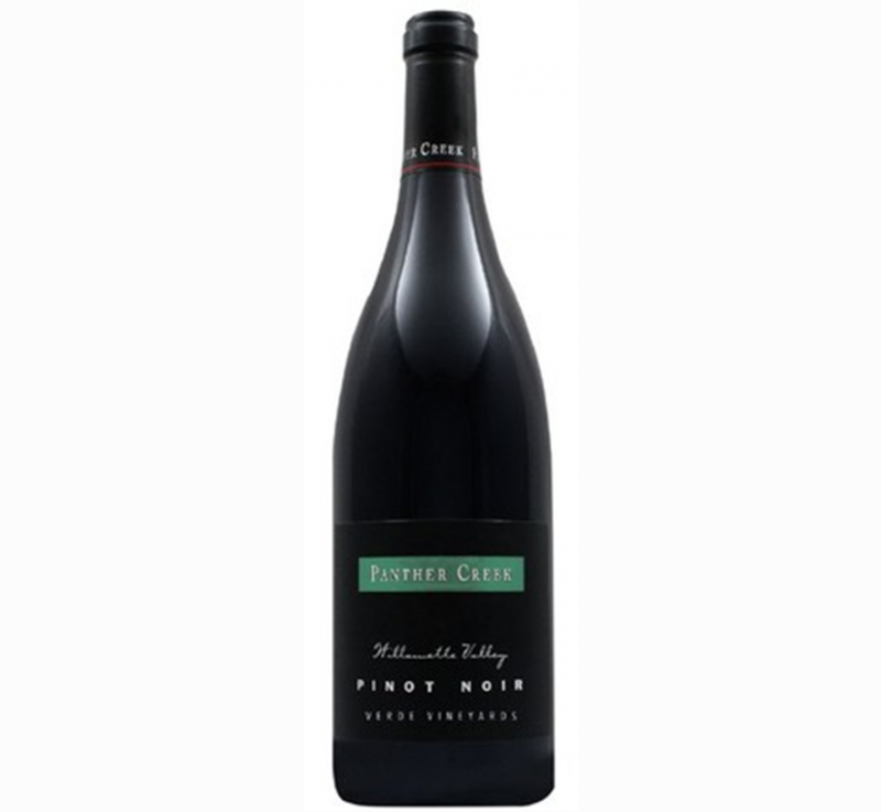 Panther Creek Pinot Noir Verde Vineyards 2013