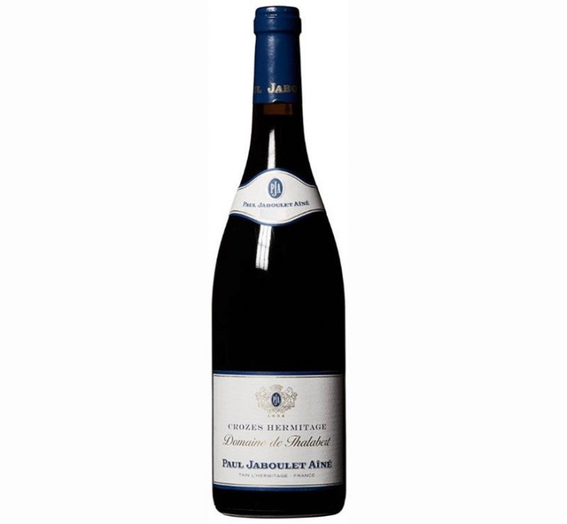 Jaboulet Crozes-Hermitage Domaine de Thalabert 2015 | Gorgeous, deep, layered | Cellar Selection | Pair w/Red Meat, Rich Stews | Serve 60-65°F | Drink 2020 thru 2035 | 97JB | Northern Rhone Red Blend | Crozes-Hermitage France | Winemaker Jacques Desvernois