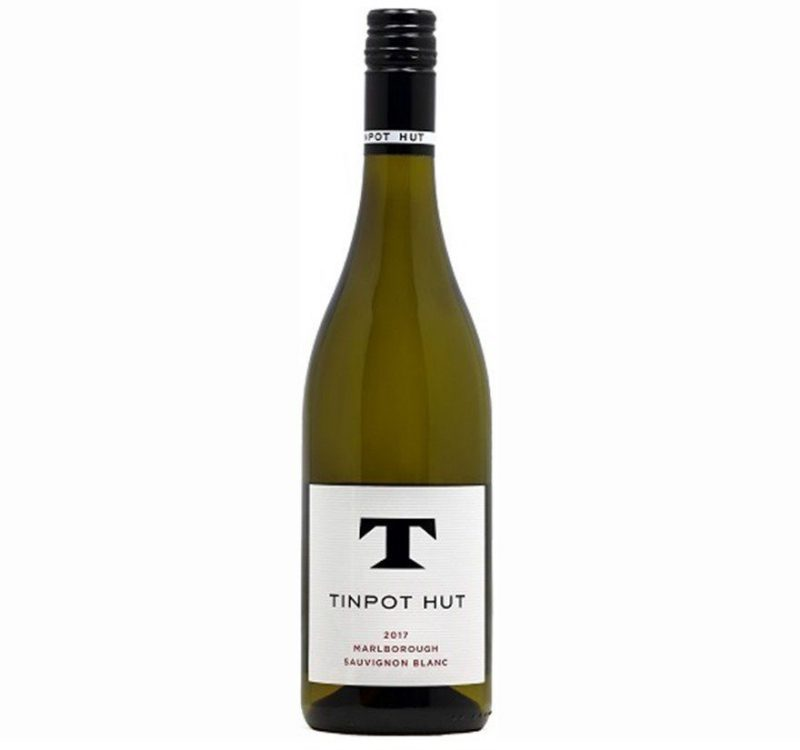 Tinpot Hut Sauvignon Blanc 2017 | Tropical, Complex & Terrific mineral-precision | Pairs with Fish, Shellfish, White Meat | Drink 45-50°F | Drink now thru 2019 | White Wine | Sauvignon Blanc | Marlborough, New Zealand | Winemaker Fiona Turner