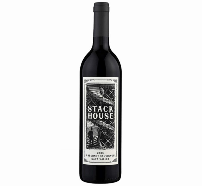 Stack House Cabernet Sauvignon Napa Valley 2017