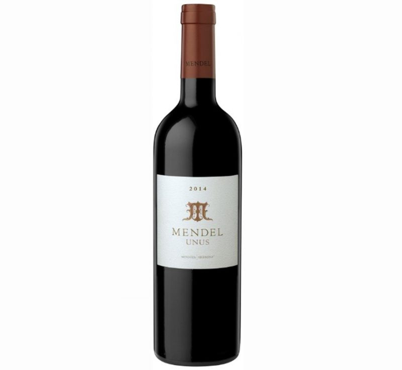 Mendel Unus 2014 | Powerful, Seamless, Dense | Cellar Selection | Pairs w/Red Meat, Cheese, Comfort Foods | Serve 58-62°F | Drink now thru 2030+ | 93JS | Red Blend | | Mendoza Bordeaux Blend | Winemaker Roberto de la Mota