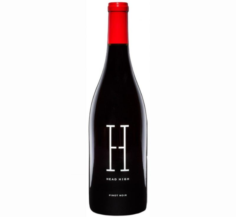 Head High Pinot Noir Sonoma County 2014 | Versatile, easy drinker | Pairs w/Red & White Meats, Hard Cheese | Serve 58-62°F | Drink now thru 2022 | 92WW | Red Wine | Pinot Noir | Sonoma County, CA