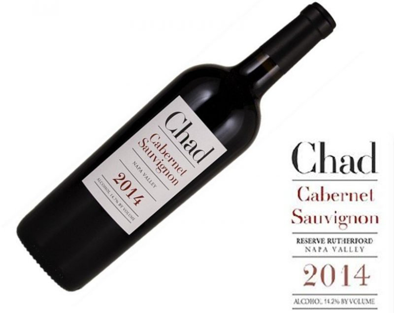 Chad Rutherford Cabernet Sauvignon 2014