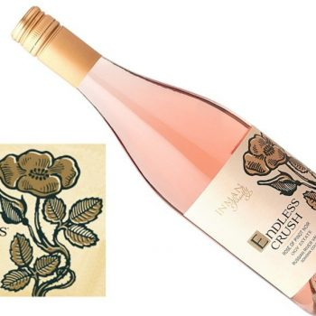 Inman Family Endless Crush Rose of Pinot Noir 2017