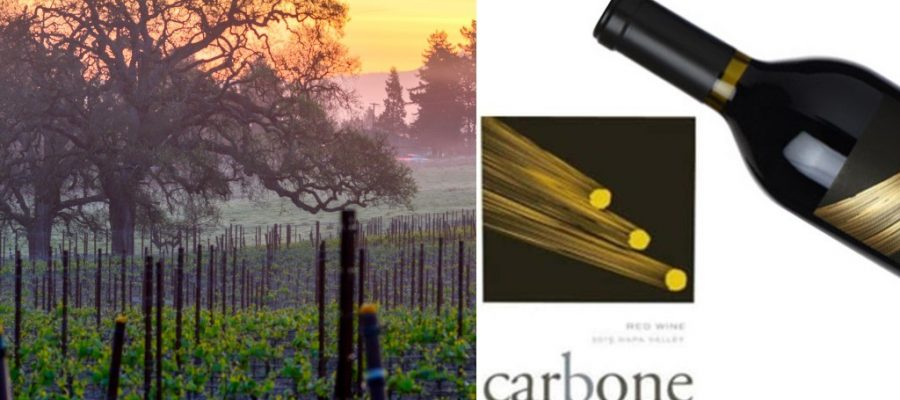 Carbone Red Wine Napa Valley 2016 | Napa Meritage | Screaming Eagle Alum Winemaker Andy Erickson | Viticulturist Annie Favia