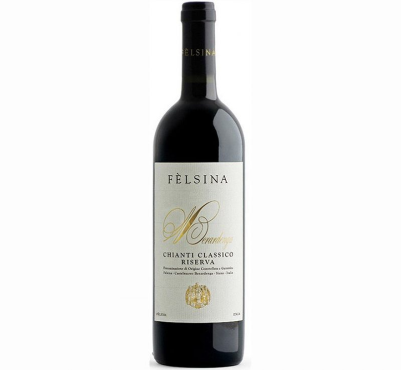 Felsina Berardenga Chianti Classico Riserva 2015 | Impressive Structure | Cellar Selection | Pairs w/Red & White Meat, Comfort Foods, Hearty Stews | Serve 60-65°F | Drink 2021 thru 2031 | 93RP | Red Wine | Sangiovese | Chianti Classico, Italy