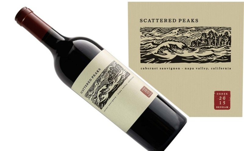 Scattered Peaks Cabernet Sauvignon 2015 | Rich & Concentrated | Cellar Selection | Pairs w/Red & White Meat, Comfort Foods, Hard Cheese | Serve 60-65°F | Drink now thru 2028 | 97D | Cabernet Blend | Napa, CA | Winemaker Joel Aiken