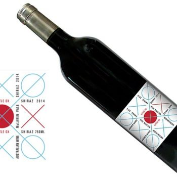 Andrew Hardy Little Ox Shiraz 2014