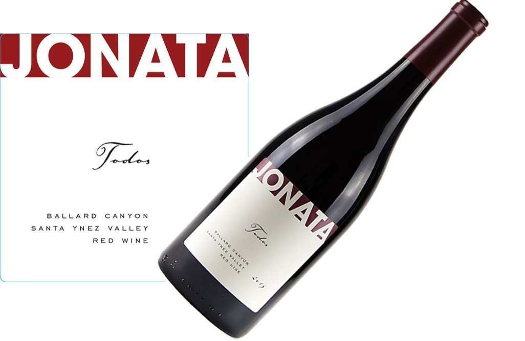 Jonata Todos Ballard Canyon 2013 | A smokin' wine | Cellar Selection | Pairs w/Red Meat, Comfort Food, Cheese | Drink 60-65°F | Drink now thru 2028 | 95JS| Rhone Blend | Central Coast | Winemaker Matt Dees