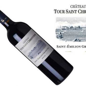 Tour Saint Christophe St. Emilion Grand Cru 2014 | 1.5L
