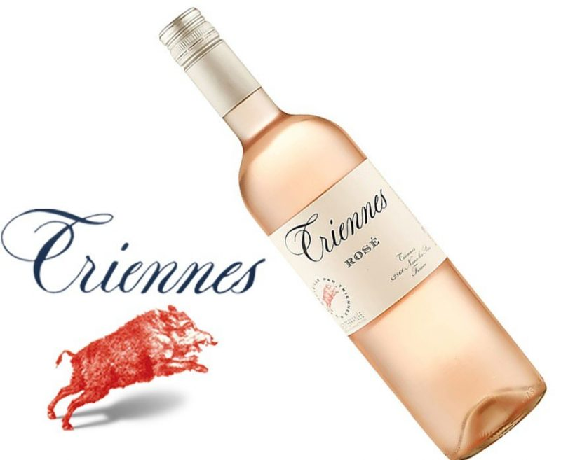 Triennes Rosé 2017 | Vibrant & Fresh | Pairs w/Vegetables, Shellfish, Poultry, Comfort foods | Drink 45-50°F | Drink now thru 2020| 94WA | Rose Wine | Cinsault, Grenache, Syrah and Merlot | Provence, France