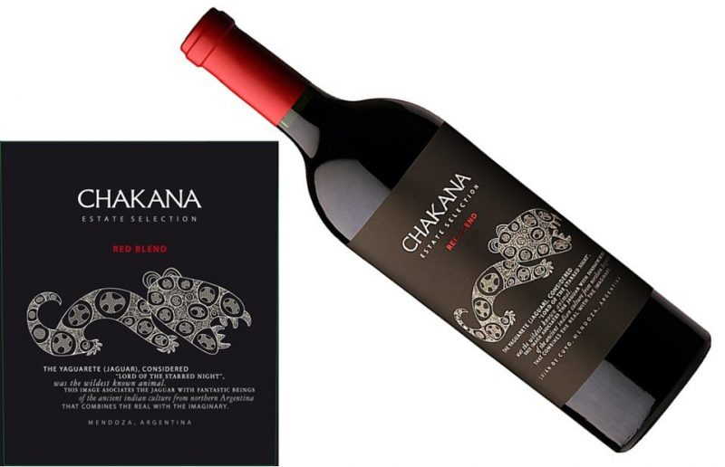 Chakana Estate Selection Red Blend 2015