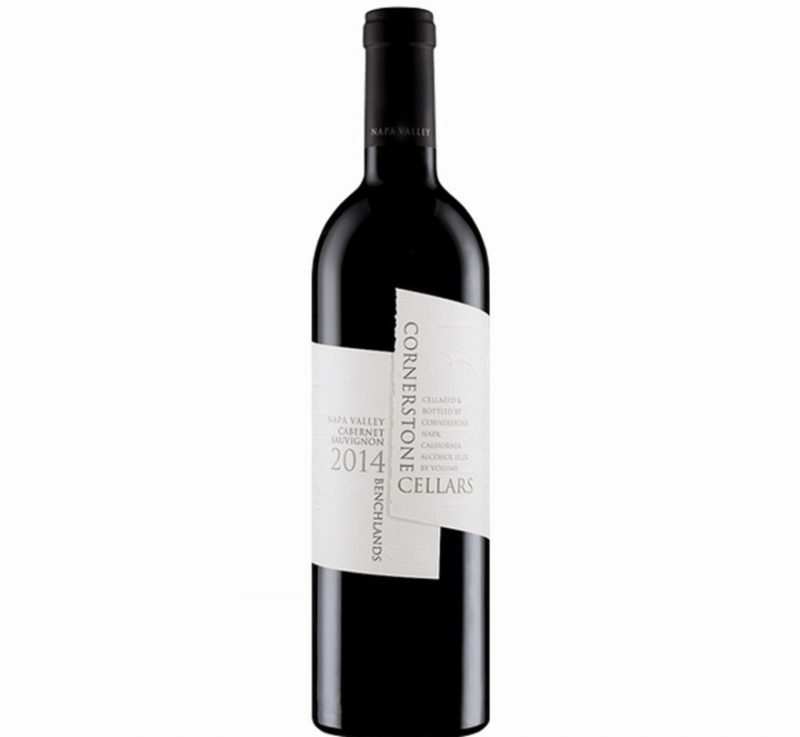 Cornerstone Cellars Benchlands Cabernet 2014