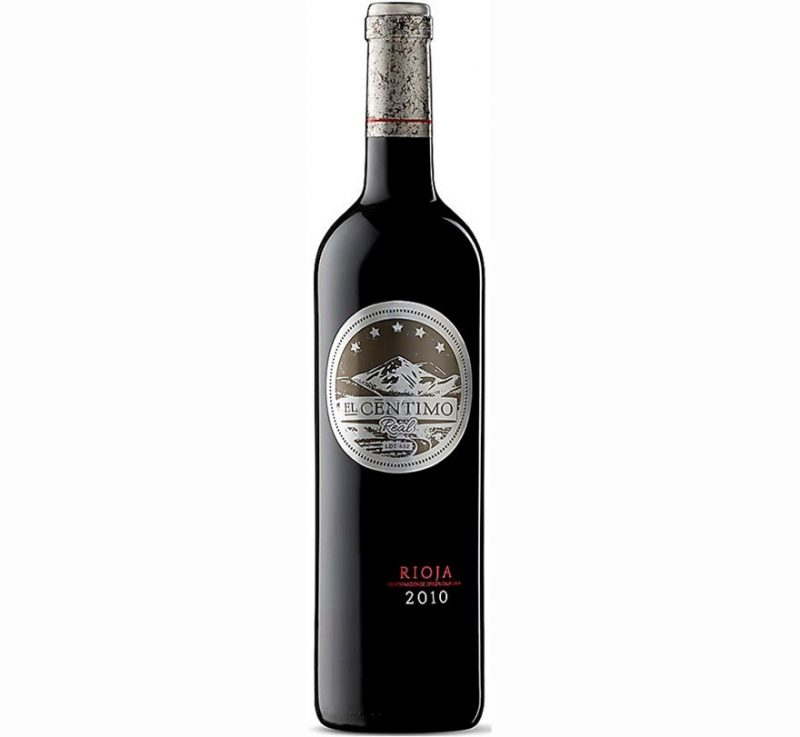2010 El Centimo Real Lot 532