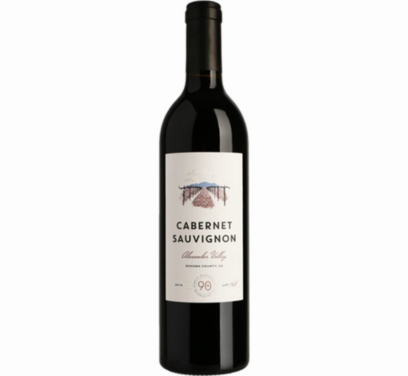 90+ Cellars Lot 148 Cabernet 2016