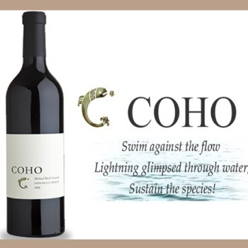 Coho Headwaters Red 2014