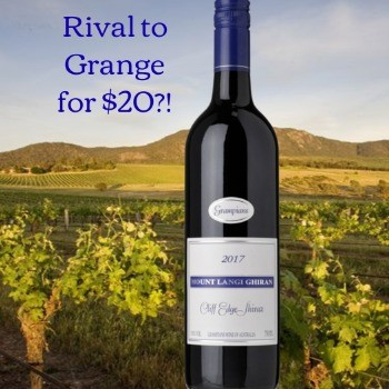 Mount Langi Ghiran Cliff Edge Shiraz 2017