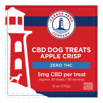 Harbor Hemp CBD Dog Treats