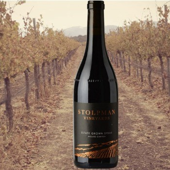 Stolpman Vineyards Estate Grown Syrah 2012