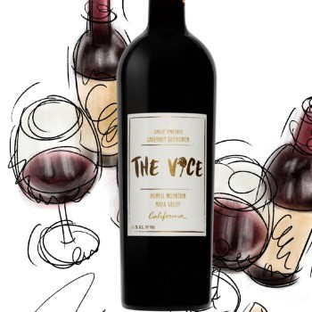 The Vice Cabernet Sauvignon The House 2018