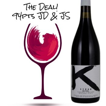 K Vintners The Deal Sundance Vineyard Syrah 2016