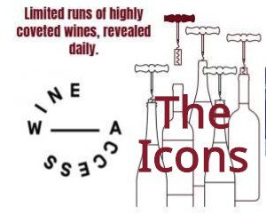 Wine Access The Icons