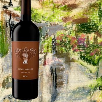Clos Du Val Estate Merlot 2016