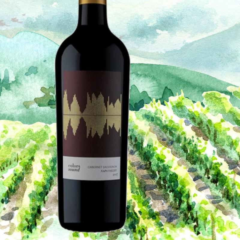 Color & Sound Cabernet Sauvignon 2017