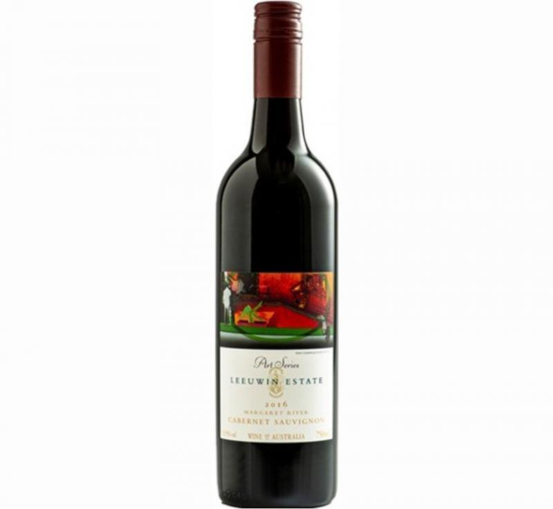 Leeuwin Estate Art Series Cabernet Sauvignon 2016