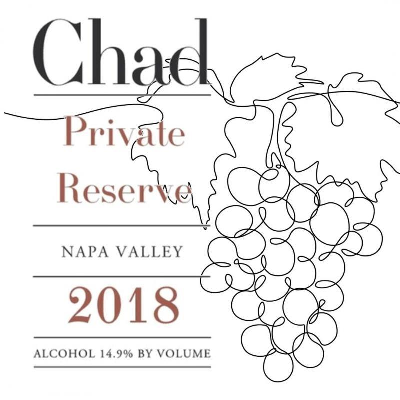 Chad Private Reserve Red Blend 2018