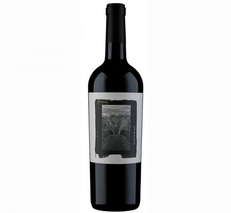 Yesterday Howell Mountain Cabernet Sauvignon 2018