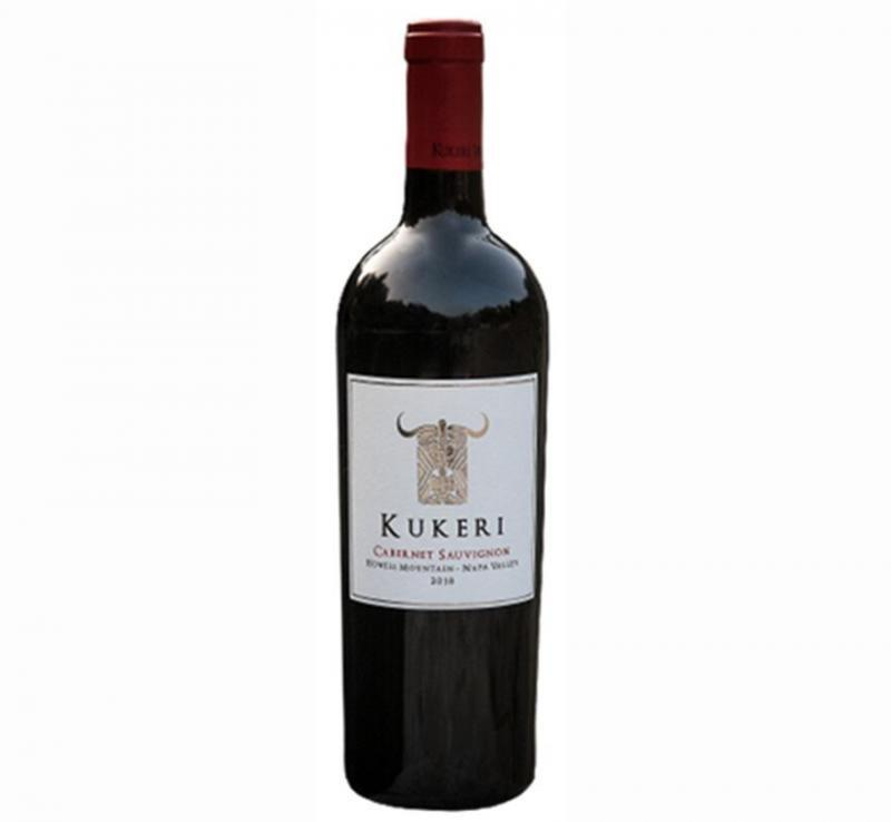 Kukeri Cabernet Howell Mountain 2018