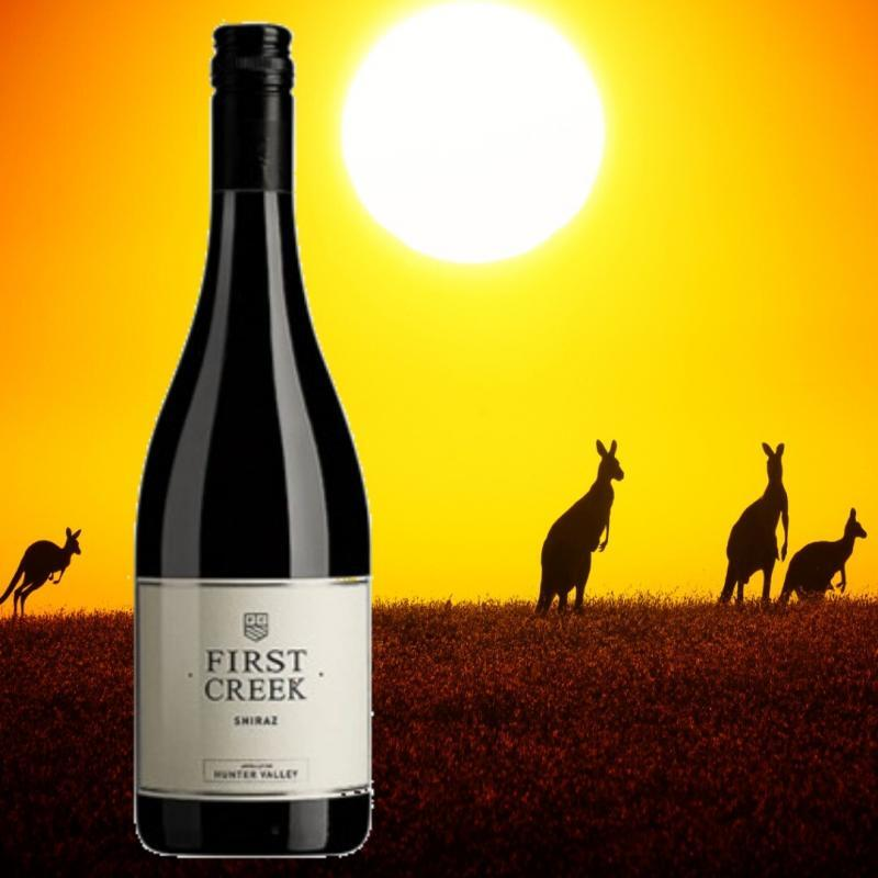 First Creek Shiraz 2017
