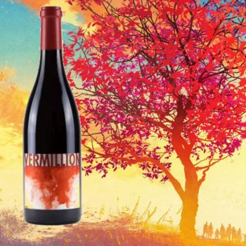 Vermillion Red Blend 2017